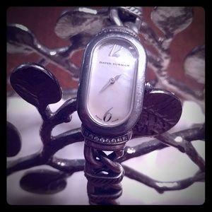 David Yurman women's diamond watch